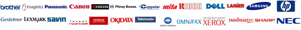 Copier Lease San Antonio Supported Brands